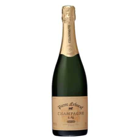 Pierre leboeuf – Brut